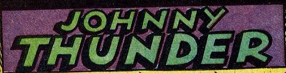 Johnny Thunder logo